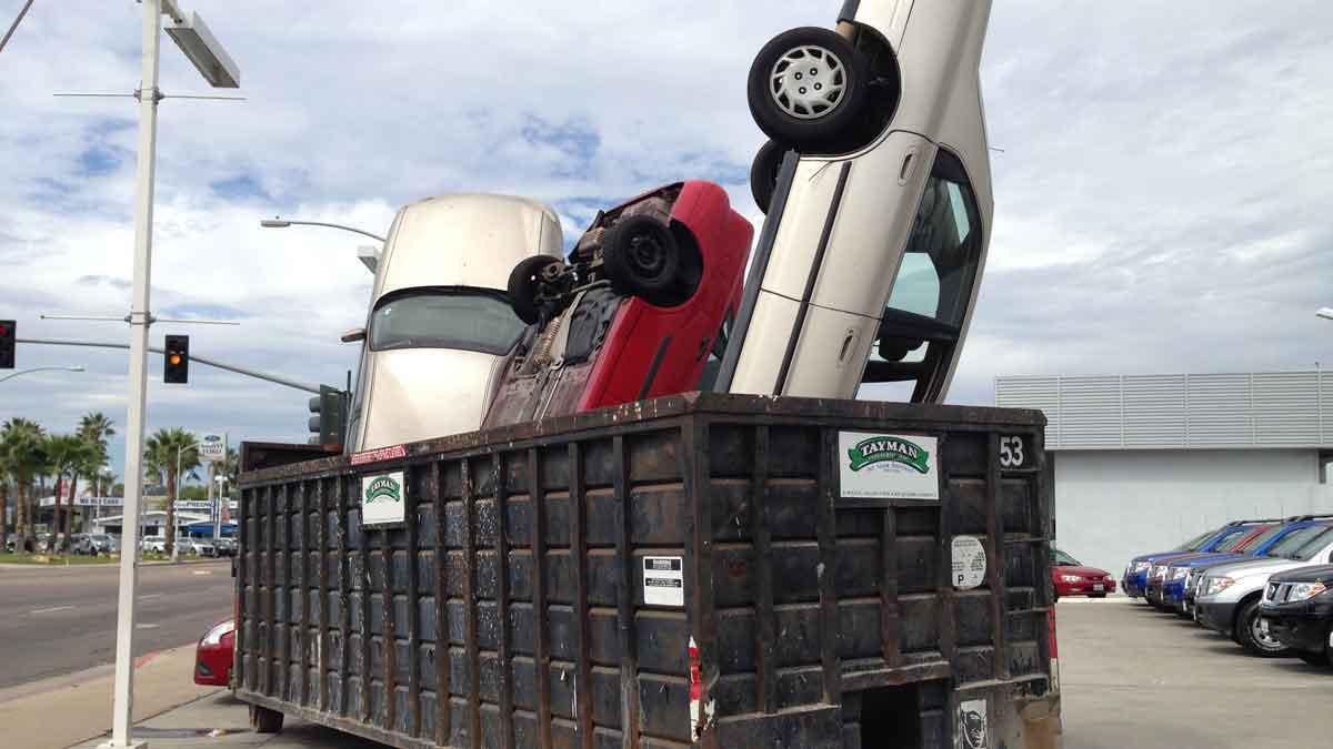 Free Junk Car Hauling Nashville Junk Car Hauling Davidson County
