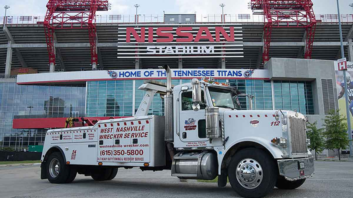 Local Towing Nashville