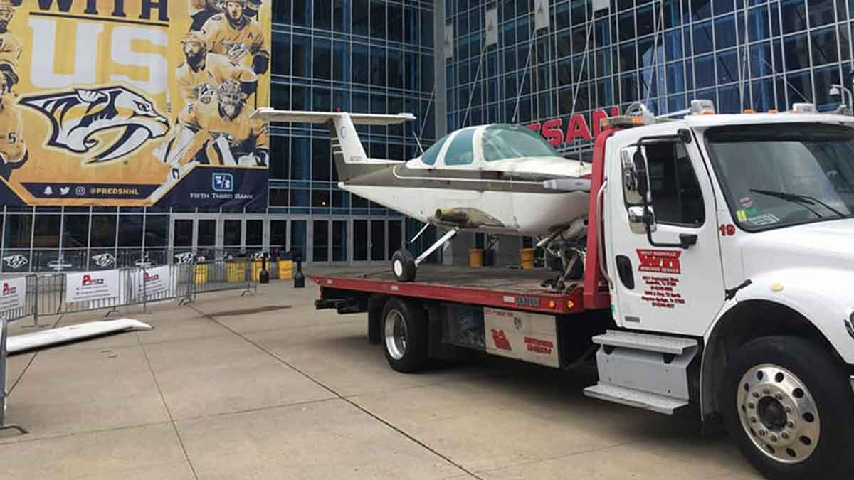 Local Towing Nashville | Fast Towing I-65, I-40 | I-24 Car Towing