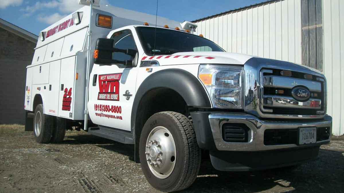 Roadside Assistance I-40, I-24, I-60, Nashville   Jump